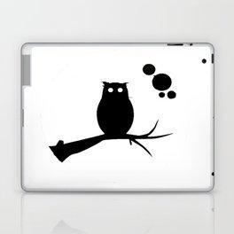 the owl awake Laptop & iPad Skin