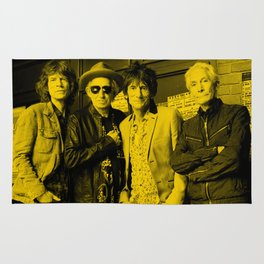 The Rolling Stones - Celebrity Rug