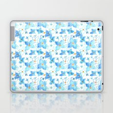 Forget Me Nots Laptop & iPad Skin