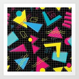 Fashion Patterns Chesney's No1 Faan Art Print