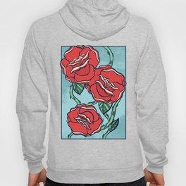 Growing Roses Hoody