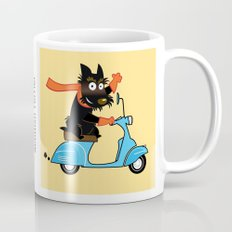 Scottie and Scooter Mug