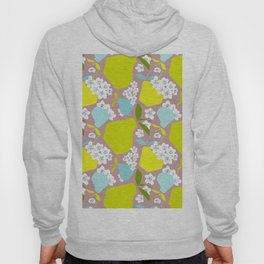 Pears + Pear Blossoms Hoody