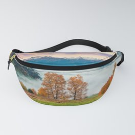 Beautiful Nature Concept Background Fanny Pack