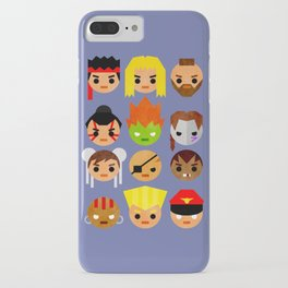 Street Fighter 2 Mini iPhone Case