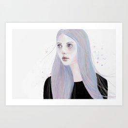 Shades of dreams Art Print