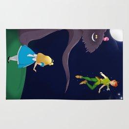 Peter in Wonderland Rug