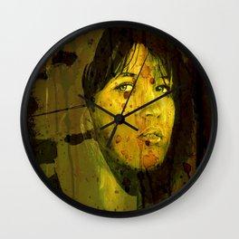 When she believes Wall Clock