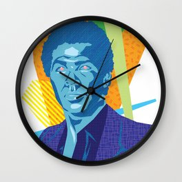 RICO :: Memphis Design :: Miami Vice Series Wall Clock