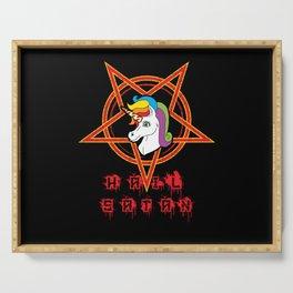 Hail Satan - Gift Serving Tray