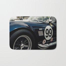 Shelby Cobra Racing Style Bath Mat