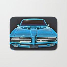 Bonnie Blue 1969 GTO Bath Mat