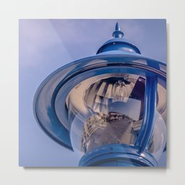 up light... Metal Print
