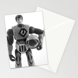 Zentraedi in Portrait Stationery Cards