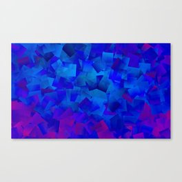Light night Canvas Print