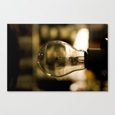 Idea Canvas Print