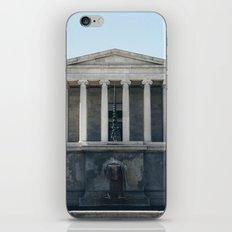 Albright Knox iPhone & iPod Skin