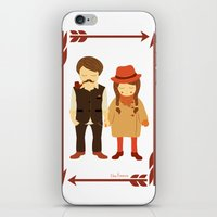 thanksgiving iPhone & iPod Skins featuring Thanksgiving Happiness by Elena Kouvaros