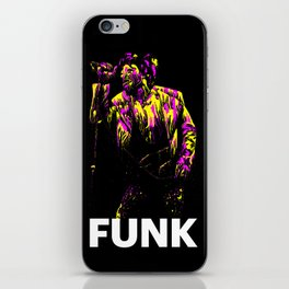 James Brown iPhone Skin