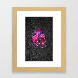 Heart Matter Framed Art Print