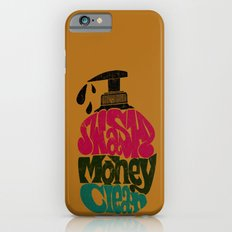 Wash Money Clean iPhone 6s Slim Case