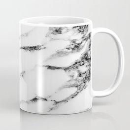 Marble (White) Coffee Mug