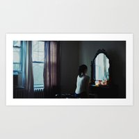 Forget Their Melodies Art Print