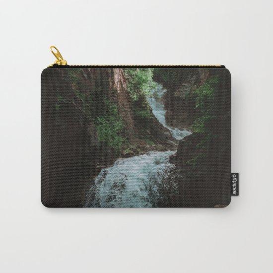 Alaska Waterfall Carry-All Pouch