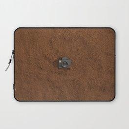 Ground Coffee & Tiny Tiny Camera Laptop Sleeve