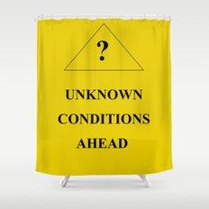 Unknown Shower Curtain