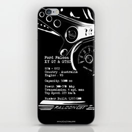 Ford Falcon XY GT & GTHO (specifications) iPhone Skin