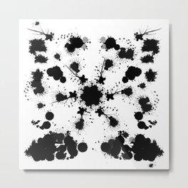 Rorsch 1 Metal Print