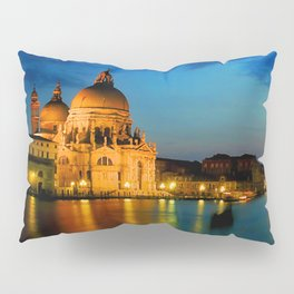 Italy. Venice celebration Pillow Sham