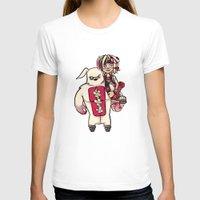borderlands T-shirts featuring Yo seen my badonkadonks?  by Blanca Limón