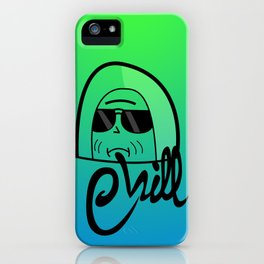 Chilled Musket iPhone Case