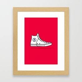 Converse All Star 2 Framed Art Print