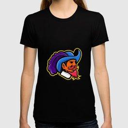 Cavalier Head Mascot T-shirt