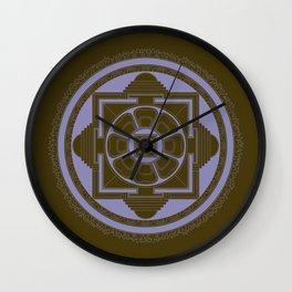 Kalachakra Mandala Wall Clock