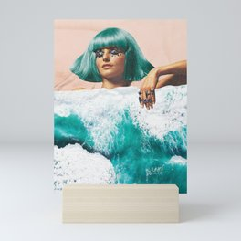 Waterbed Mini Art Print