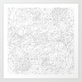 Tranguine Dream No.8 Art Print