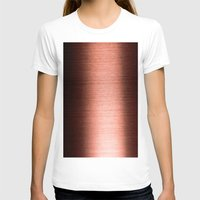 copper T-shirts featuring Copper by Robin Curtiss