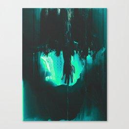 Day 56: ŧħɇ ħȺnđ ŧħȺŧ fɇɇđs Canvas Print