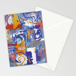 Shamanic Painting 01 Stationery Cards