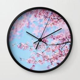 Sakura 06 Wall Clock