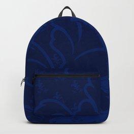 Ferny - Blue Backpack