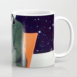 space man red chair Coffee Mug