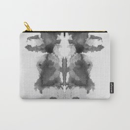 Form Ink Blot No. 14 Carry-All Pouch