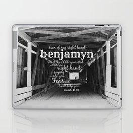 Benjamyn Laptop & iPad Skin