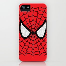 spider man iPhone Case
