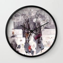 TCGA - Center Panel Wall Clock